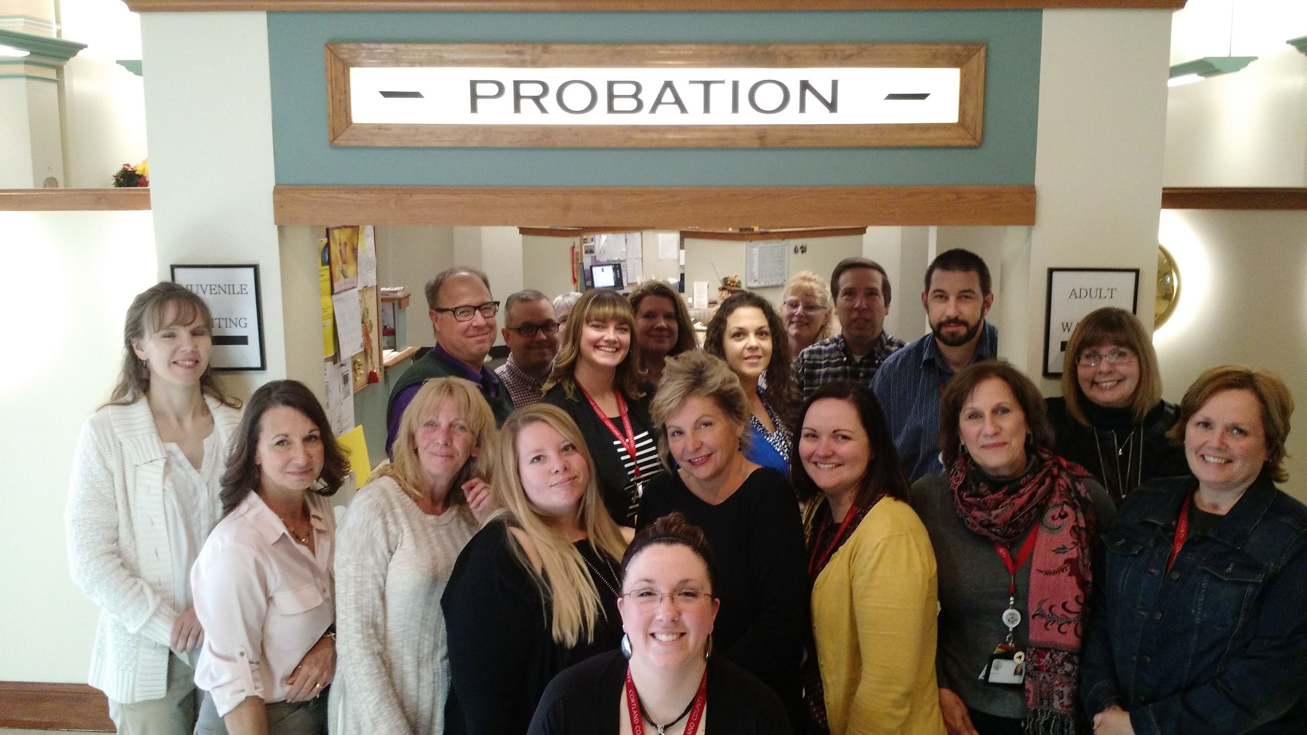 Probation Staff Picture (some)