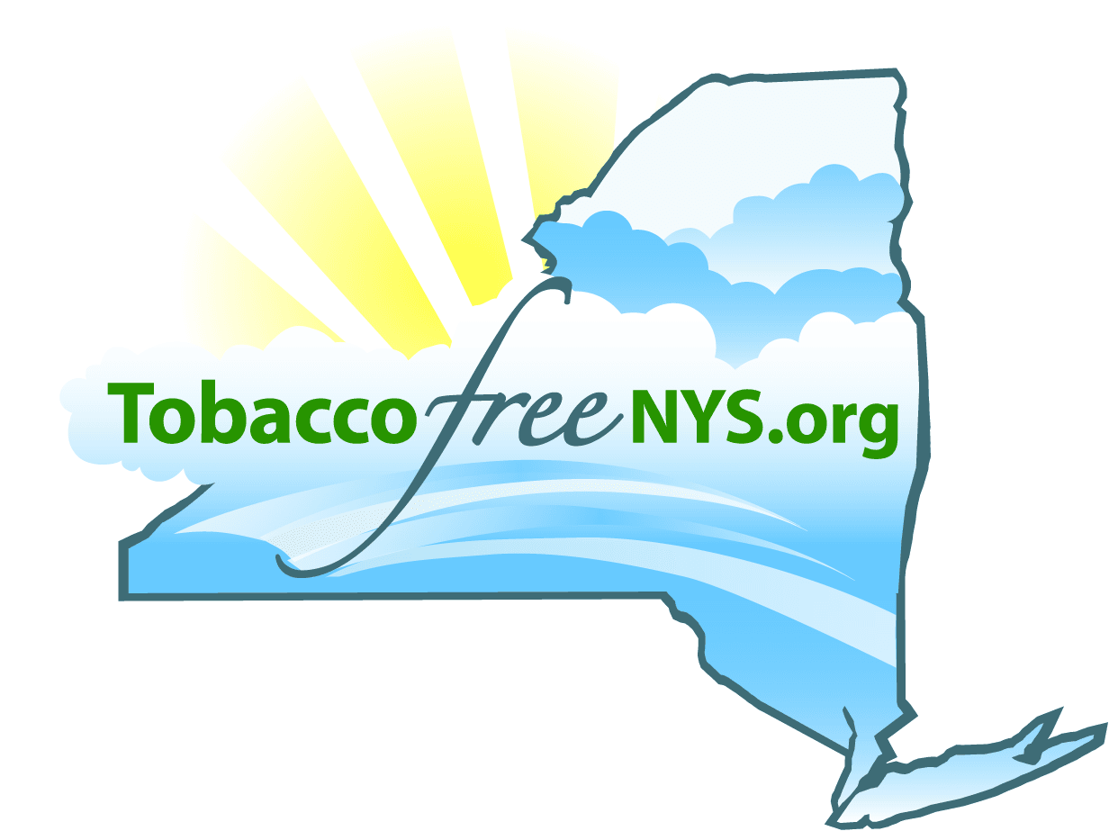 Tobacco Free New York State website