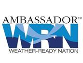 Weather Ready Nation Logo